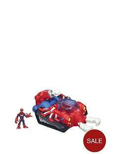 spiderman-playskool-heroes-web-strike-tank-with-spiderman
