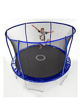 sportspower-10-ft-quad-lok-skyring-trampoline-and-enclosure