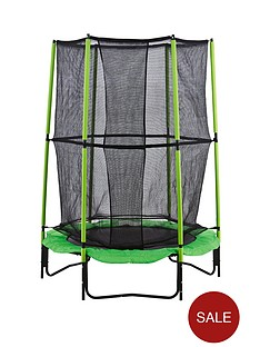 sportspower-medium-trampoline-and-enclosure