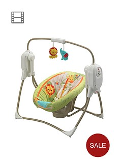 fisher-price-rainforest-friends-spacesaver-cradle-n-swing