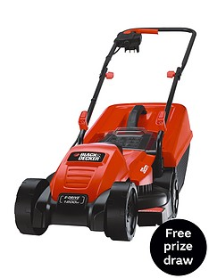 black-decker-emax32s-gb-1200-watt-32cm-edgemax-lawn-mower-free-prize-draw-entry