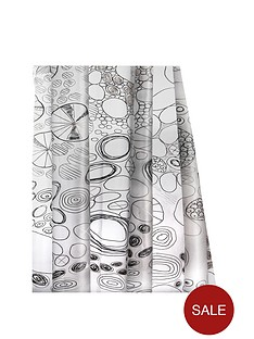 abstract-peva-shower-curtain