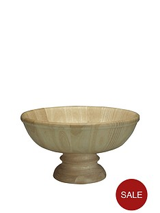 apollo-rubber-wood-footed-fruit-bowl