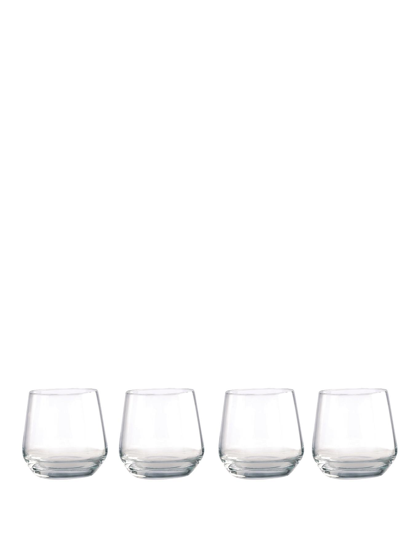 Ravenhead Nova Set of 4 Mixer Glasses (31 cl)