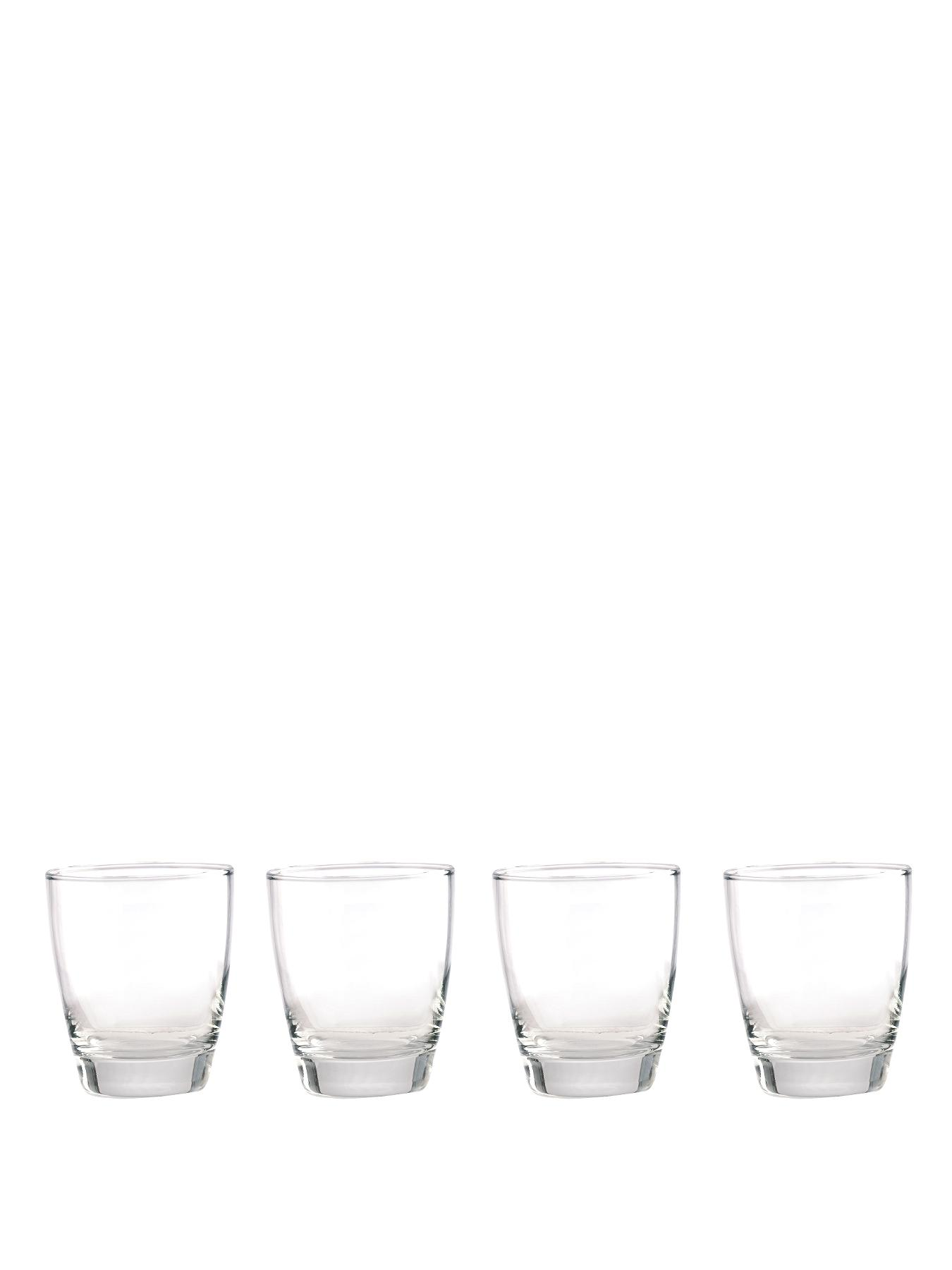 Ravenhead Mode Set of 4 Mixer Glasses (36 cl)