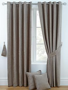 luxury-chenille-eyelet-curtains