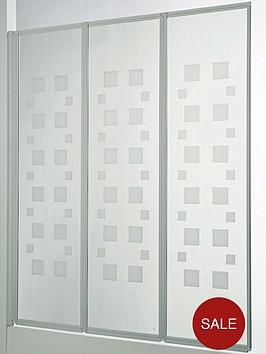 aqualux-aqua-3-fold-bath-screen