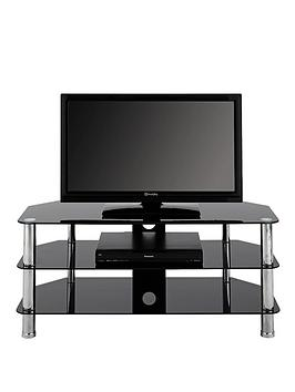 ramone-flatscreen-tv-stand-in-blackchrome-50-inch