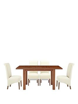 primo-120-160-cm-extending-dining-table-4-sienna-chairs-buy-and-save