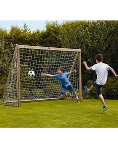 plum-premium-wooden-football-goal-8-x-6ft