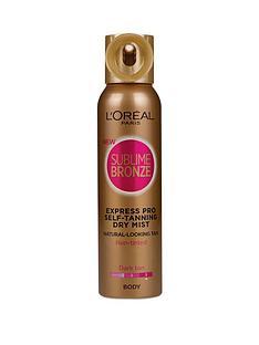 loreal-paris-express-pro-self-tanning-spray-dark