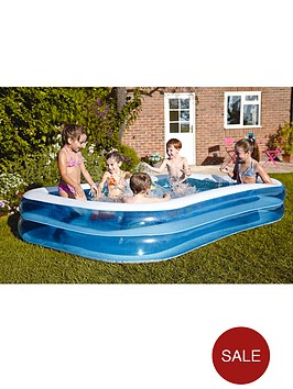 bestway-blue-rectangular-family-pool