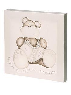 mamas-papas-once-upon-a-time-crumble-bear-canvas