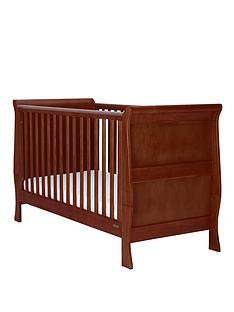 mamas-papas-mia-cotbed-walnut