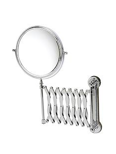 danielle-creations-chrome-plated-extending-wallmount-mirror-with-double-sided-viewing