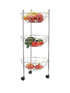 apollo-chrome-3-tier-fruit-and-vegetable-trolley