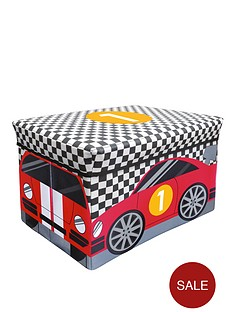 race-car-novelty-storage-chest