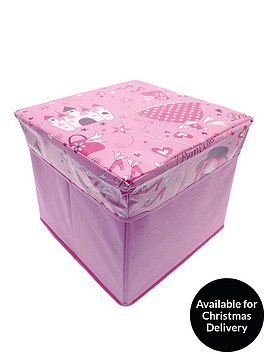 princess-novelty-kids-storage-cube