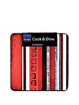 denby-cherryjet-coasters-set-of-6