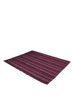 sabichi-ribbedtonal-set-with-table-runner-and-4-piece-placemats-purple