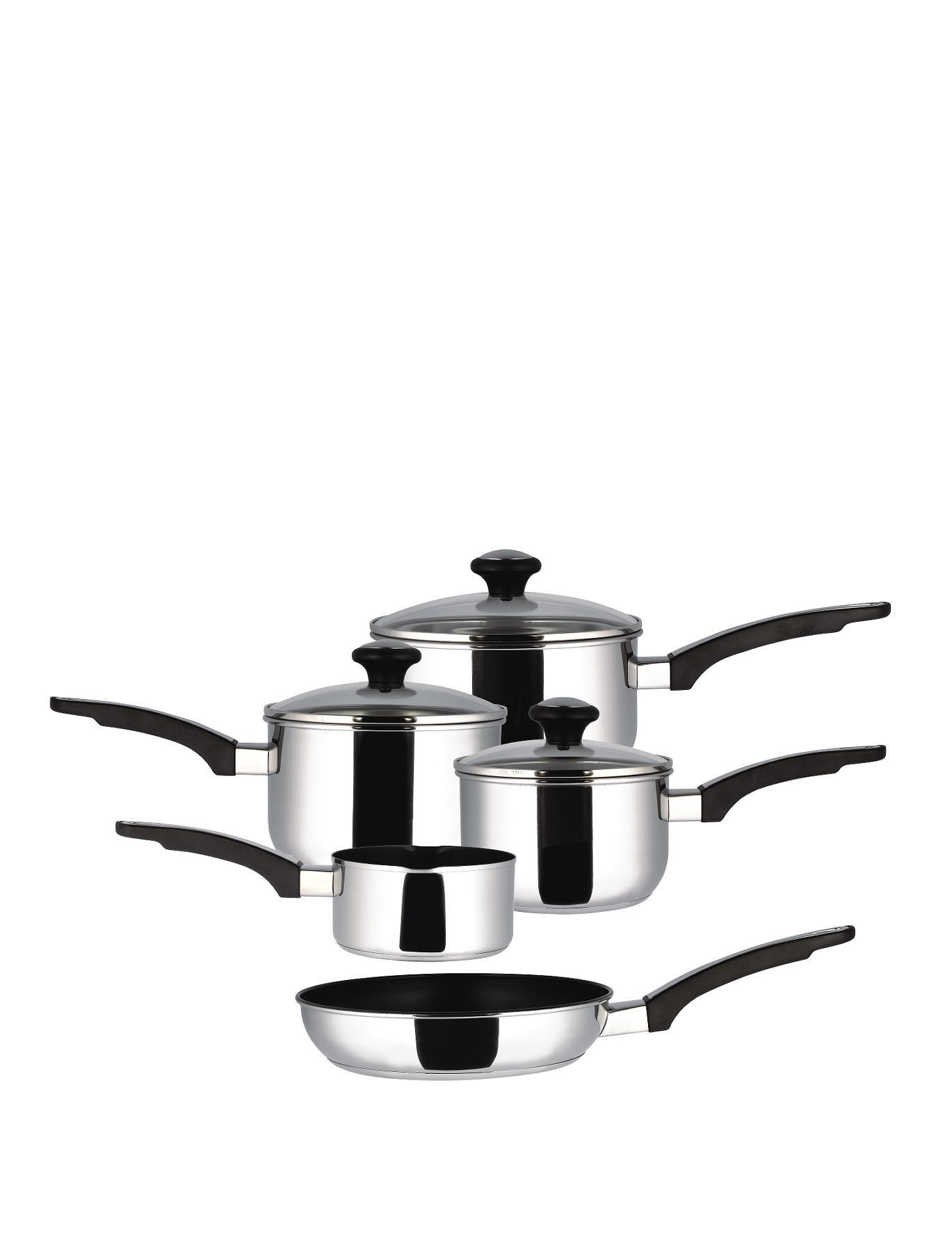 Prestige 5-Piece Cookware Set