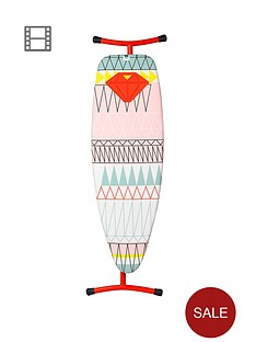 brabantia-red-peaks-ironing-board