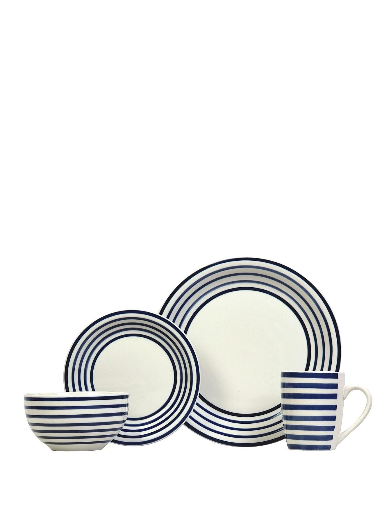 Sabichi Portabello Dinner Set (16-piece)