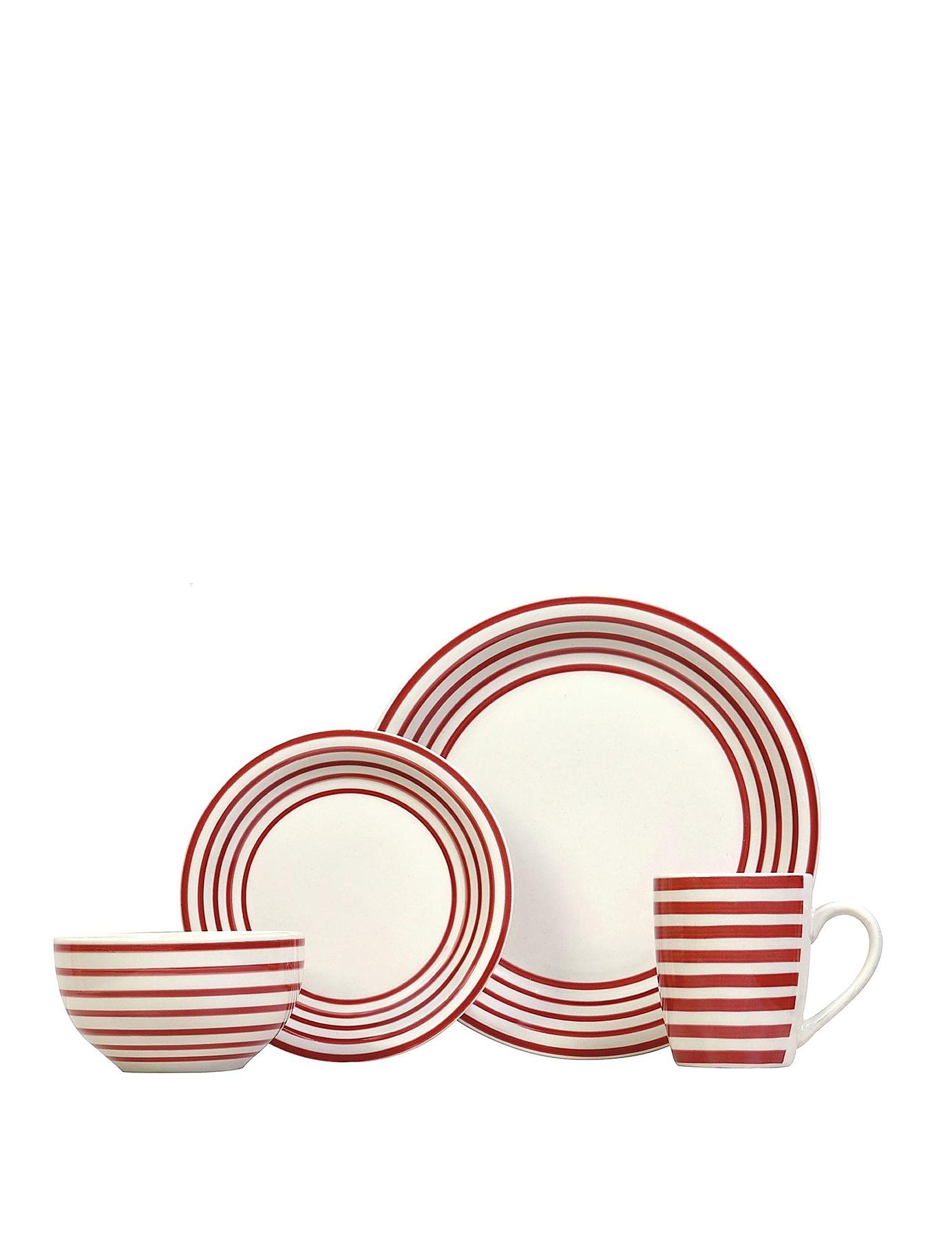 Sabichi Carnaby 16-Piece Dinner Set