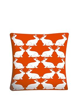 rabbit-rabbit-cushion
