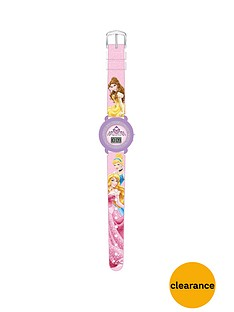 disney-princess-purple-diamante-childrens-watch