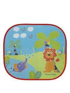 mamas-papas-babyplay-sunshade-2-pack