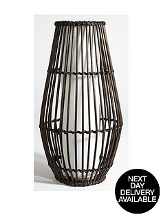 wicker-table-lamp