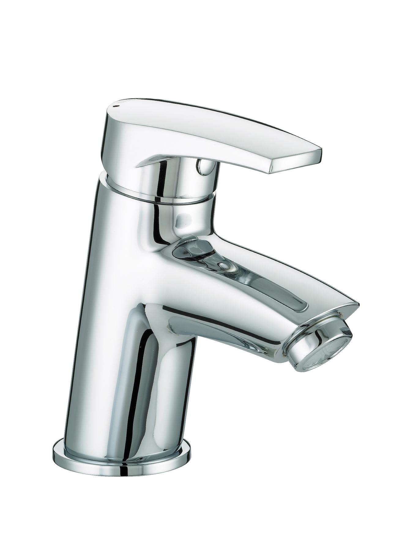 Bristan Orta Basin Mixer Tap - Chrome