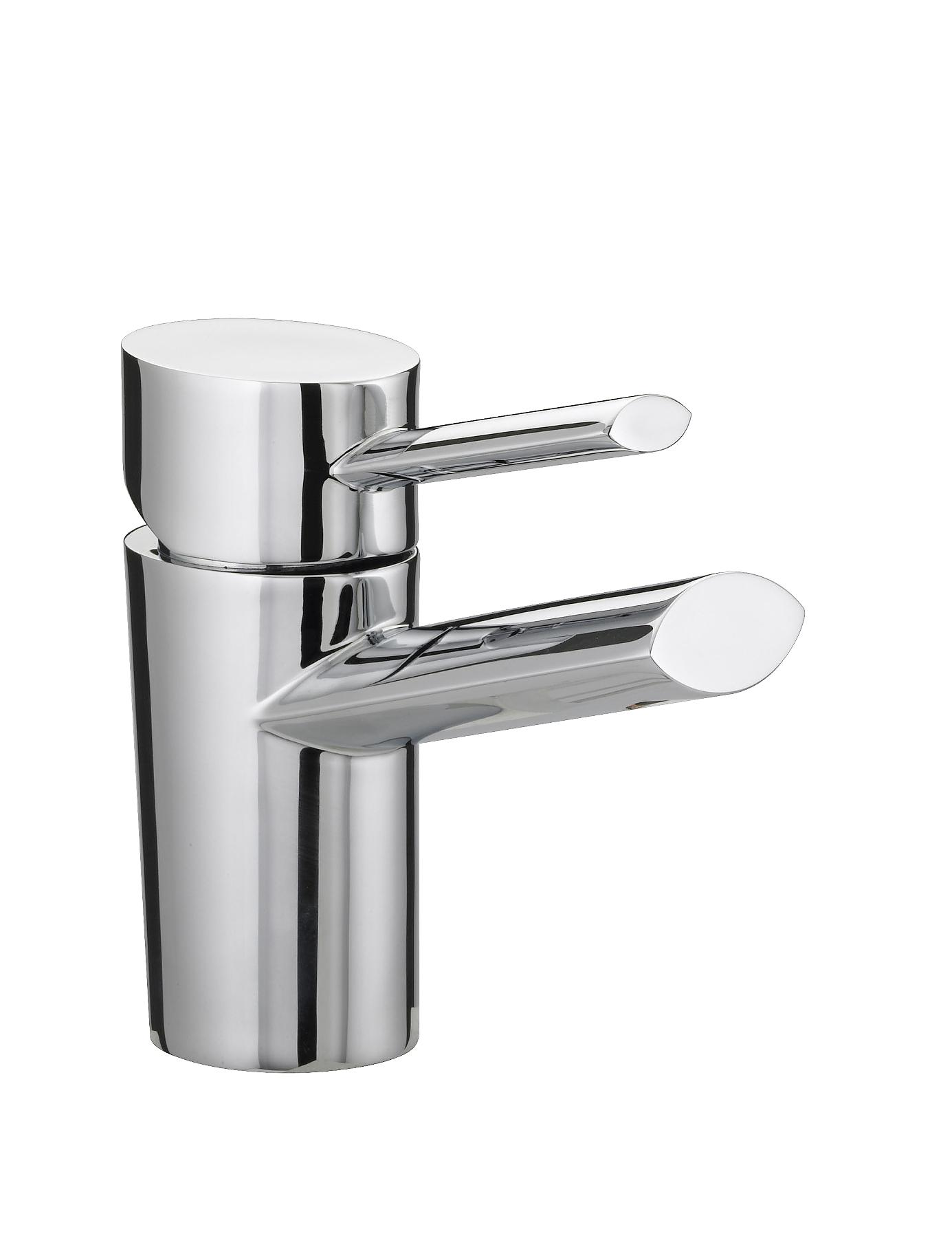 Bristan Oval Eco Basin Mixer Tap - Chrome