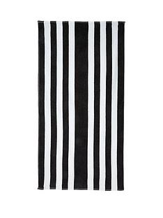 downland-monochrome-beach-towel
