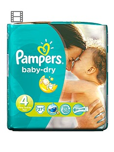 pampers-baby-dry-carry-pack-maxi-27s