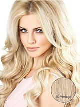 Deluxe Clip-in 100% Remy Human Hair Extesions 20 inch