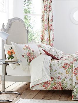 sanderson options alsace duvet cover and pillowcase set. Black Bedroom Furniture Sets. Home Design Ideas