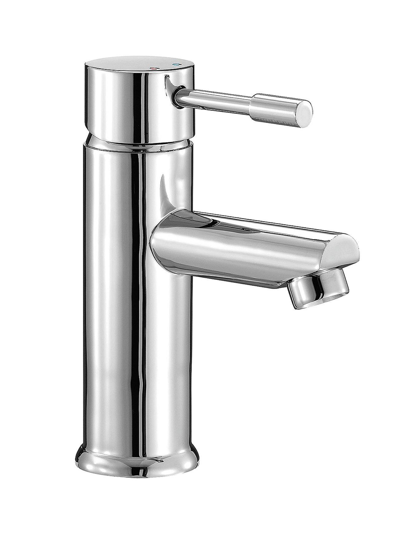 Litsea Mono Basin Mixer Tap