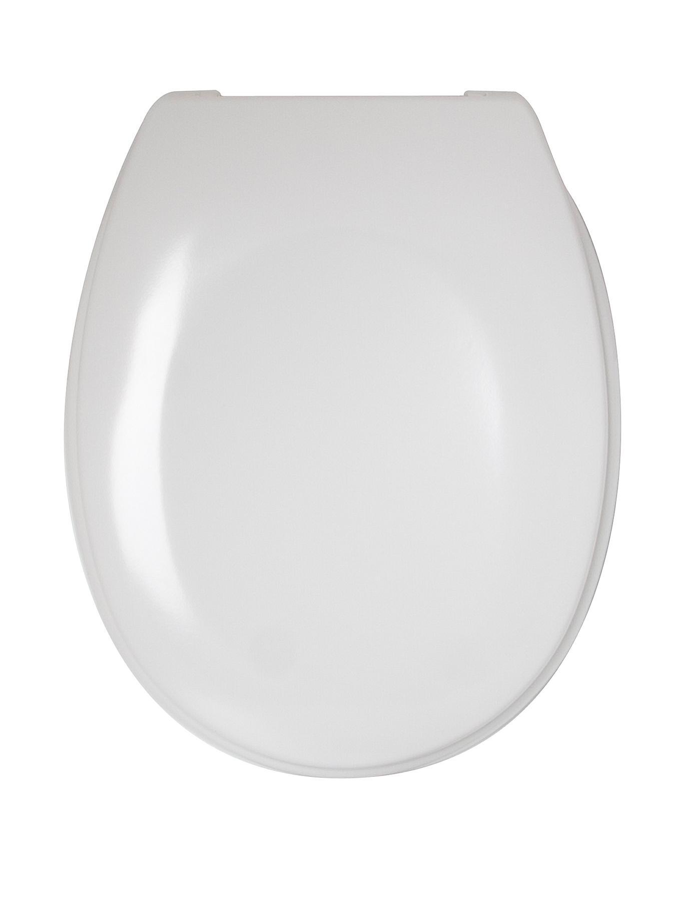 Sabichi Slow Close Wipe Clean Toilet Seat