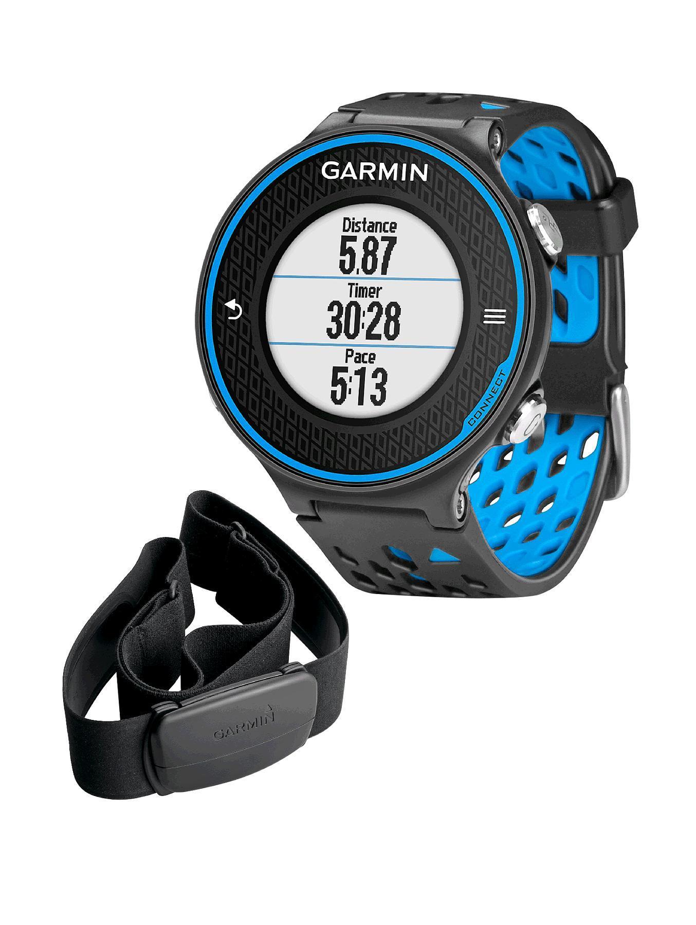 Garmin Forerunner 620 Advanced Running Watch with Heart Rate Monitor