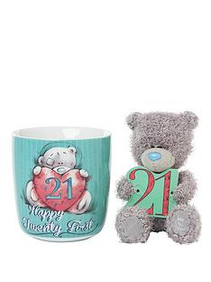me-to-you-21st-birthday-mug-and-bear