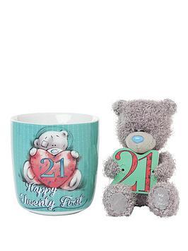 me-to-you-21st-birthday-mug-and-bear