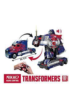 transformers-transformers-autobot-optimus-prime