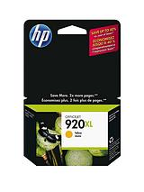 920XL Officejet Ink Cartridge - Yellow