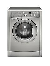 IWDD7143S 1400 Spin, 7kg Wash, 5kg Dry Washer Dryer - Silver