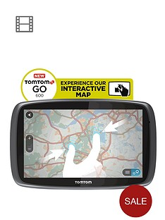 tom-tom-go-600-m-eu-6-inch-satellite-navigation-with-free-lifetime-maps-traffic-smartphone-connected