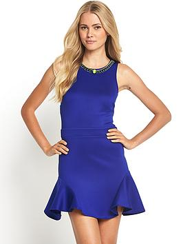 definitions-embellished-flippy-scuba-dress