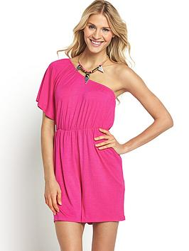 south-one-shoulder-playsuit