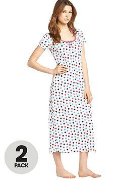 sorbet-long-nightdress-2-pack